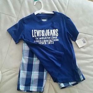 Levi's 2 piece set
